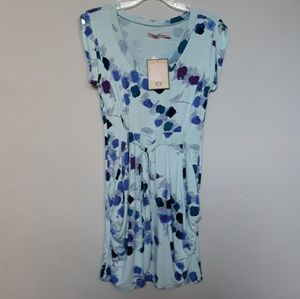 Juicy Couture | NWT Watercolor Dress Floral P